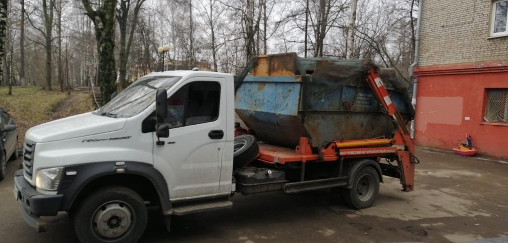 задачи и решения с вывозом мусора
